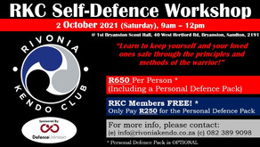 Self-Defence vs Martial Arts?
