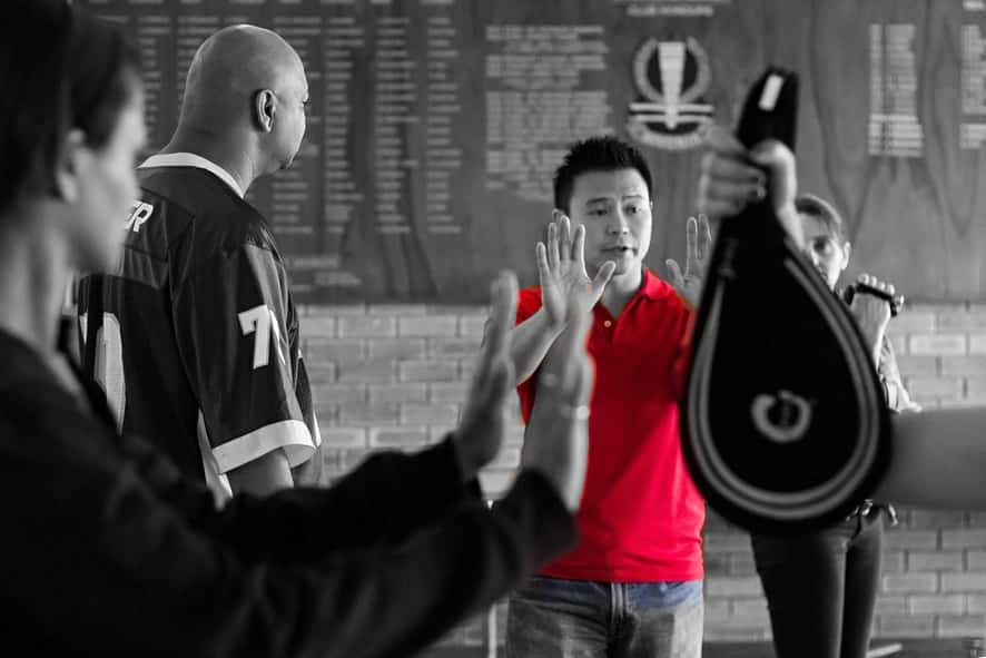 Self-Defence with Warren HO