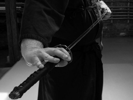 Introduction to Iaido, the Art of Drawing, Cutting and Re-sheathing the Sword