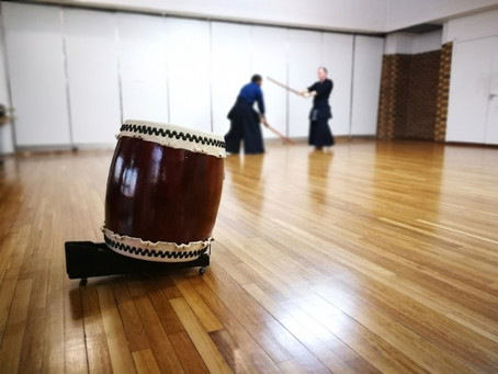 In(side) The Rivonia Kendo Club (RKC) Dojo
