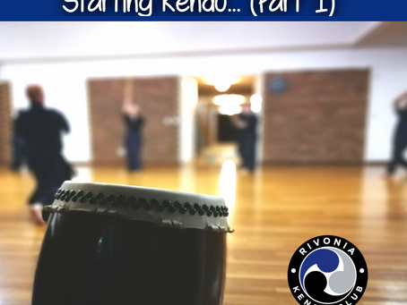What Challenges To Expect When Starting Kendo (Part 1)