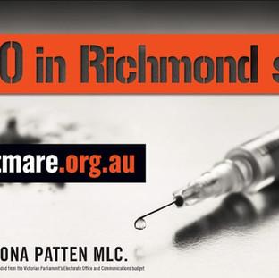 End the needle nightmare
