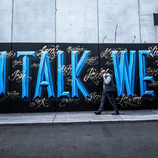 THE AGE: 'You talk we die': Abbotsford mural calls for action on safe injecting rooms