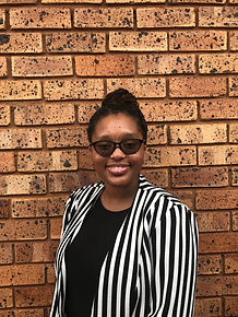 Portia Ngoepe - Campus & Community Outre
