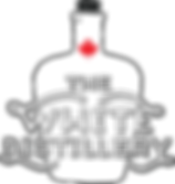 The White Distillery Logo