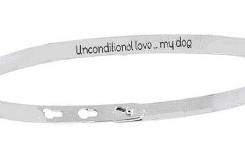 UNCONDITIONAL LOVE ? MY DOG