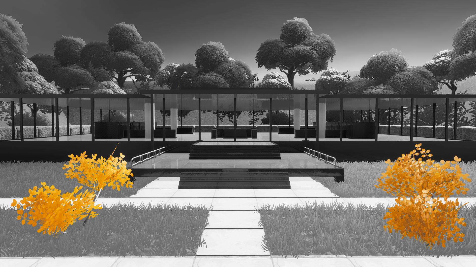 Architecture Imagined in Fortnite