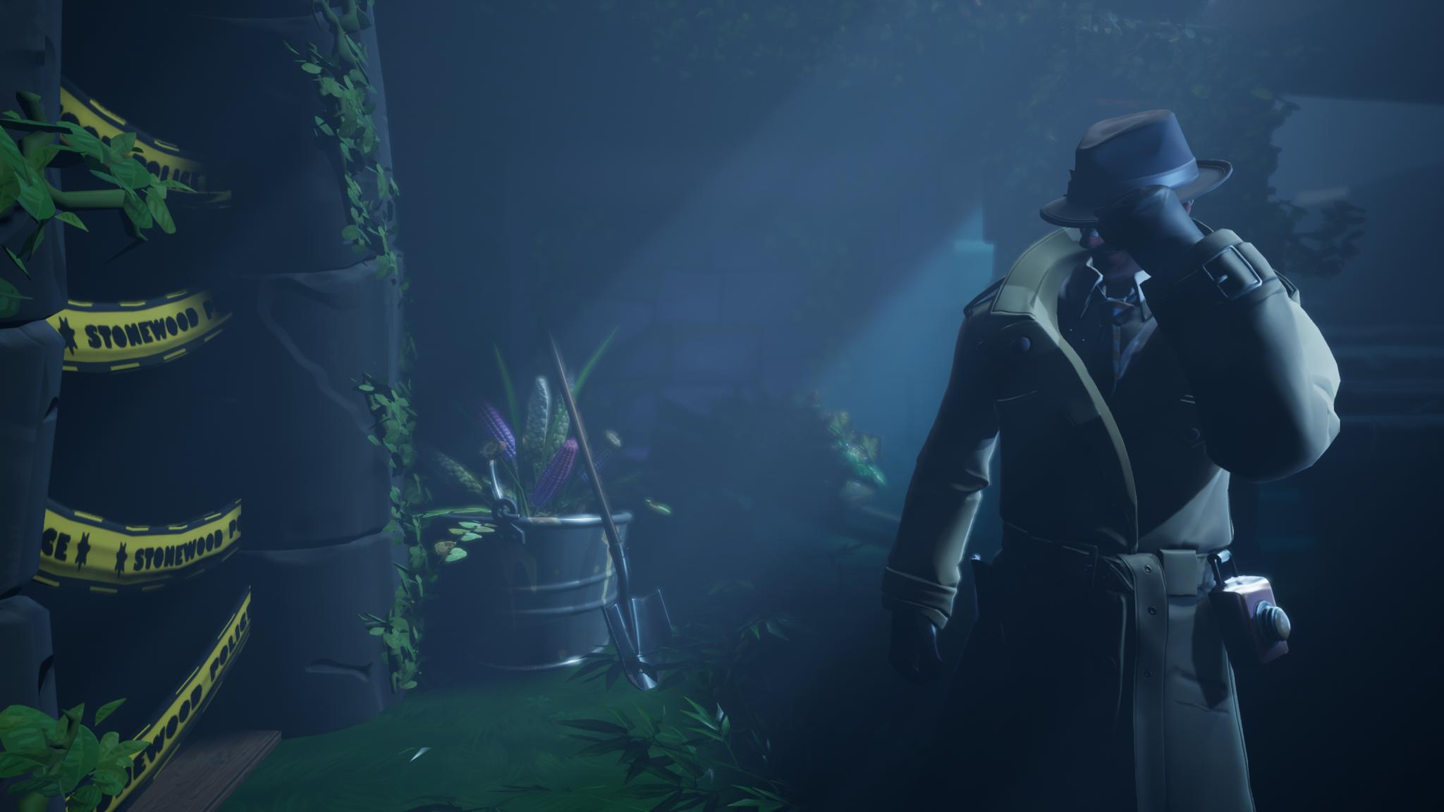 Jonesy's Mansion Mystery Featured