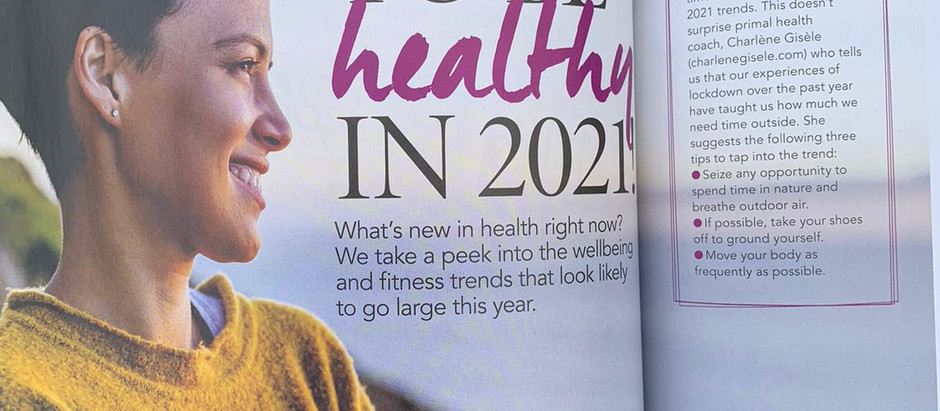 How To Be Healthy in 2021?