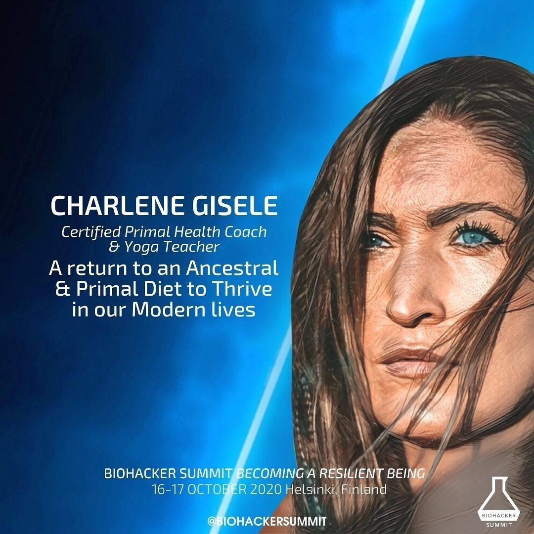 Biohacker Summit - Coach Charlene Gisele