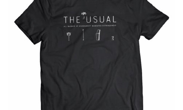 The Un-Usual Tee