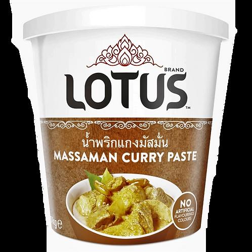 Lotus Massaman Curry Paste (1kg)