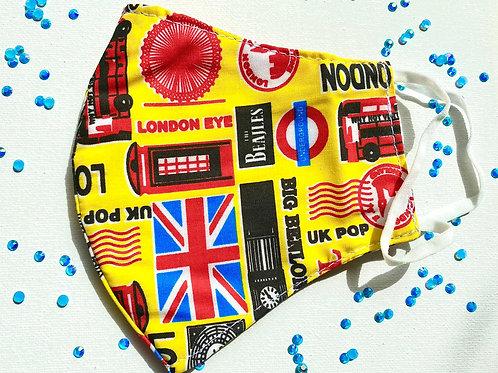 London Calling (Yellow)