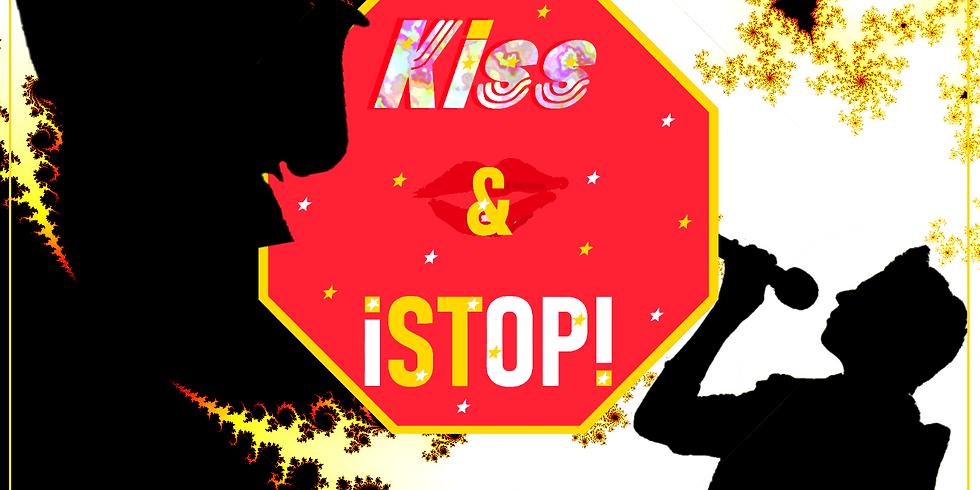 """¡Kiss & STOP! táncos rock and roll koncert (""""Egy darabka csók"""")"""