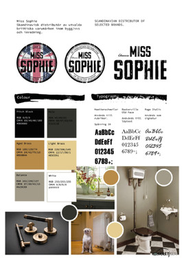 Företagsprofil - Miss Sophie