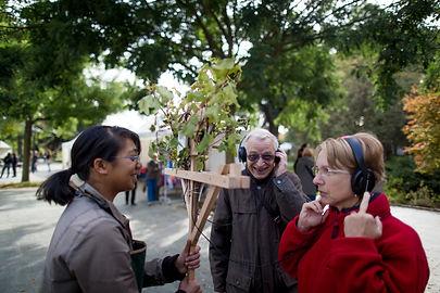 12-10-07 le rendez vous des mains verts