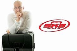 Brynner Agassi SKB Drum case