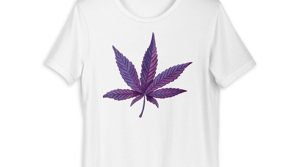"""SMKE PURP"". Short-Sleeve Unisex T-Shirt"