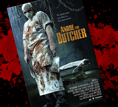 Andre The Butcher DVD
