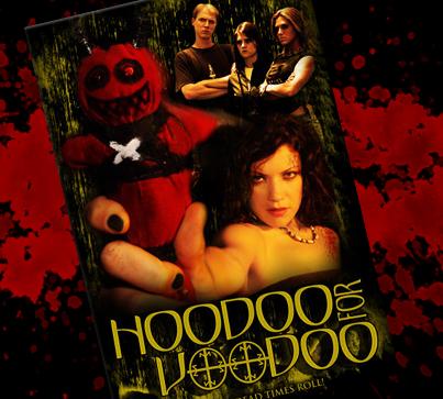 Hoodoo For Voodoo DVD