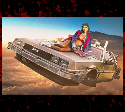 """Poster Print - """"Back To The Future"""""""