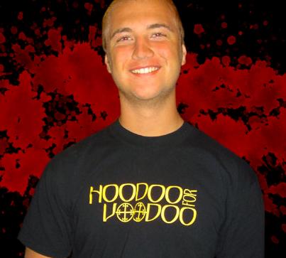 Hoodoo For Voodoo T-Shirt
