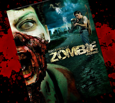 Rockabilly Zombie Weekend DVD