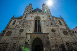 St Stephens, Vienna, Austria