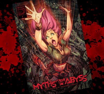 Myths From The Abyss #1 Comic Book