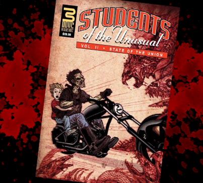 Students of the Unusual Collected Vol 2