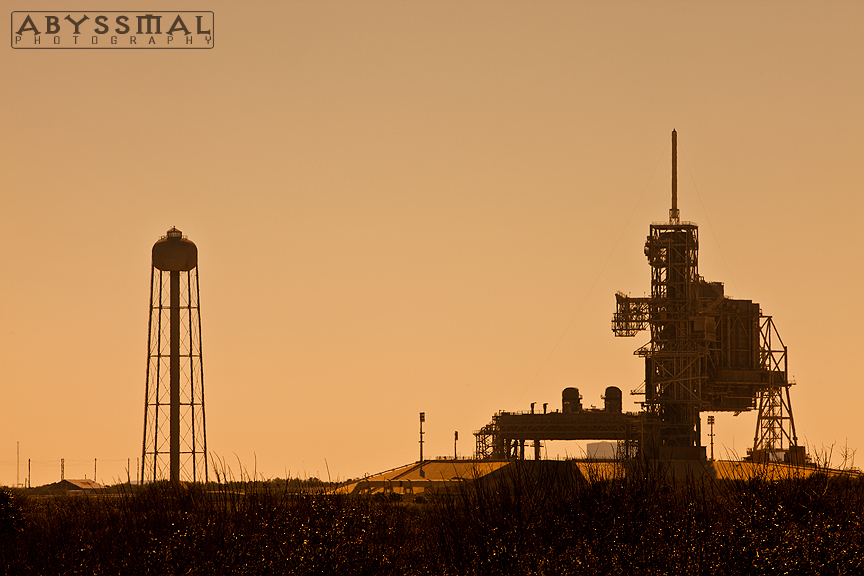 Launch Pad #9, KSC, FL