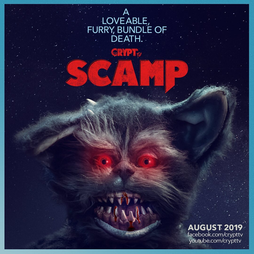 Crypt TV's Scamp
