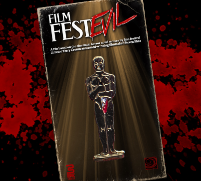 Film FestEvil Pin