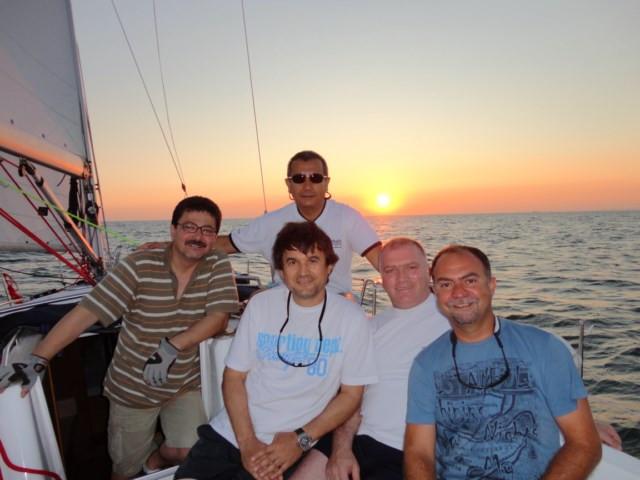 Uzun yol açık deniz yelken eğitimi