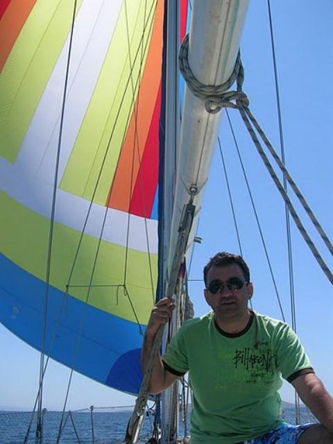 uzak yol açık deniz yelken eğitimi