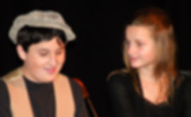 Kids Acting in a Play or Musical
