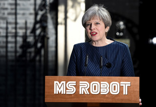 Should I Laugh or Cry at the Tories' Dancing Machine?