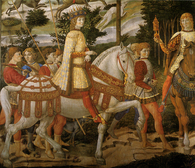 Lorenzo de' Medici (1149 - 1492)