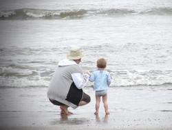 Elliot & his dad