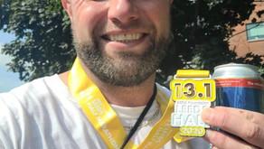 Fundraising Runners are amazing!