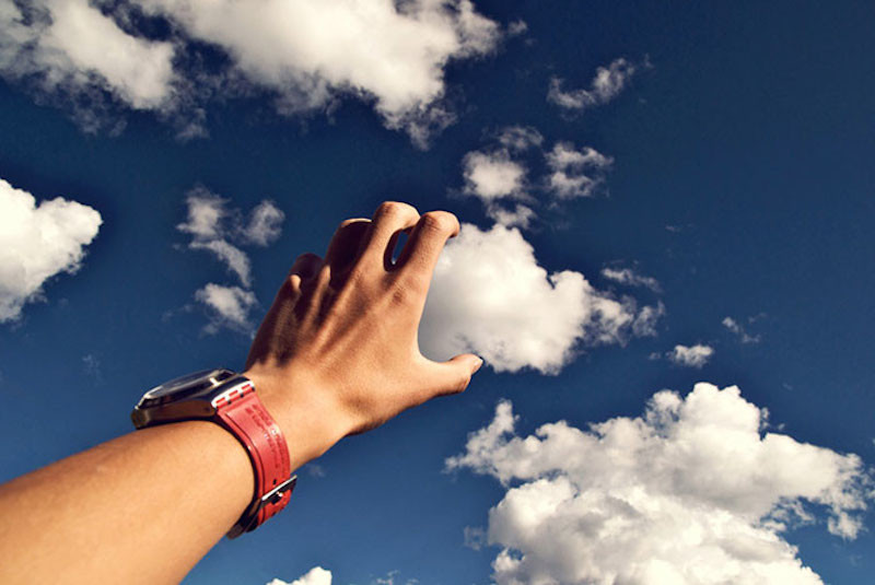 cloud within your reach