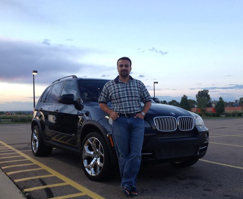 Ahmed Abukhater BMW
