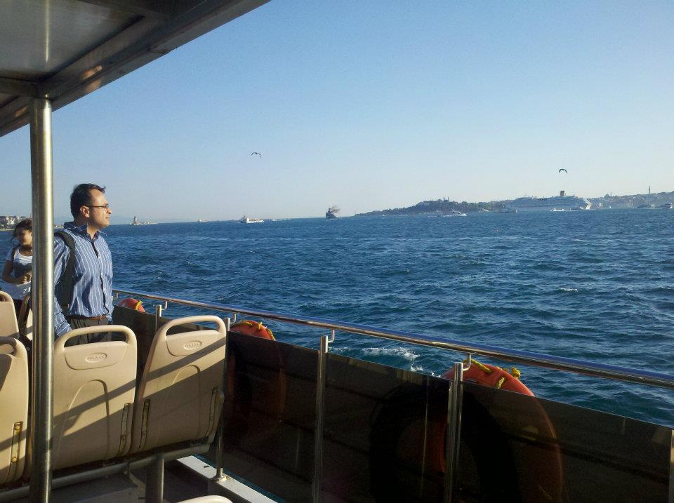 Ahmed Abukhater Istanbul, Turkey
