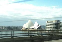 Ahmed Abukhater, Sydney Opera House