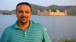 Ahmed Abukhater, India