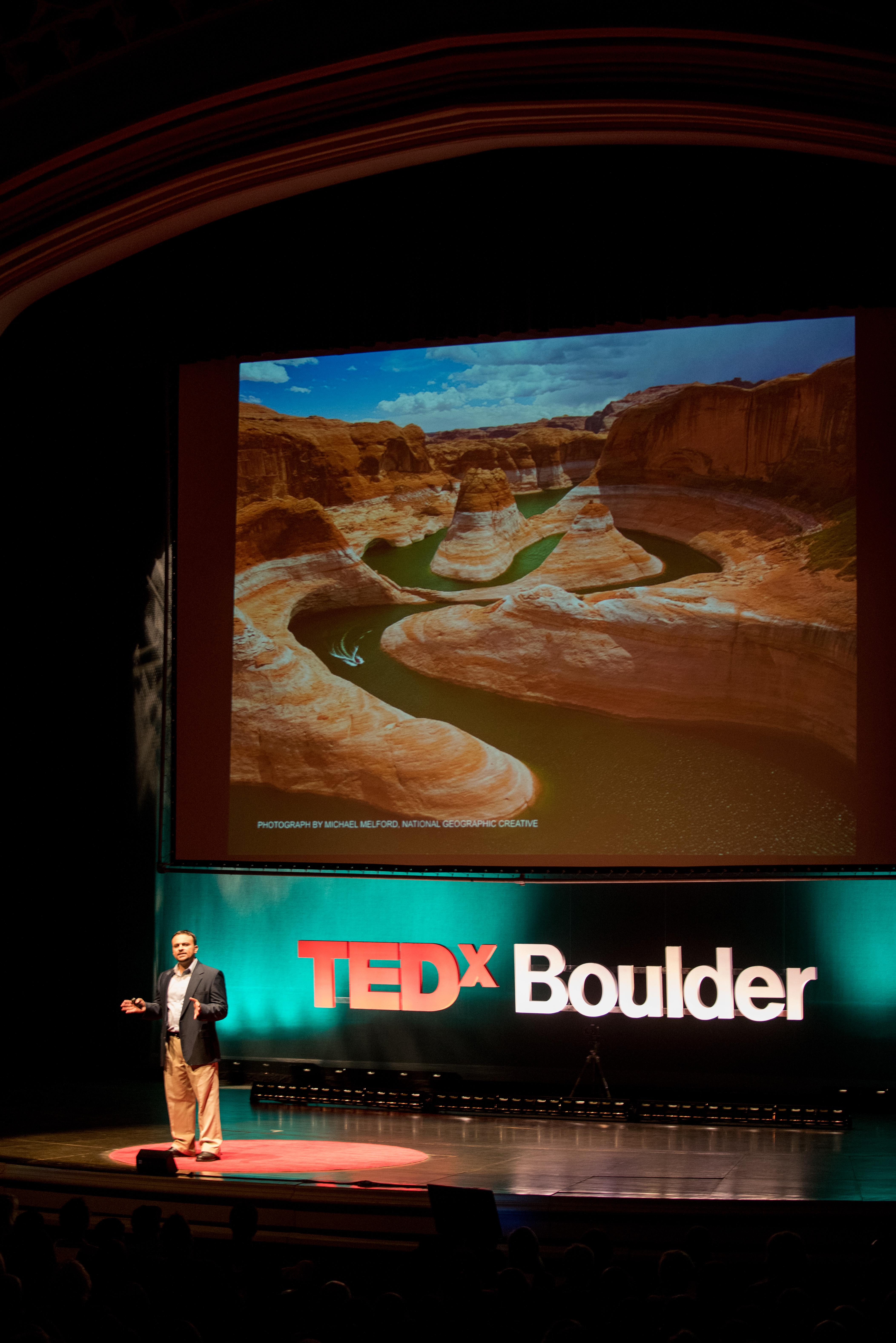 Ahmed Abukhater @ TEDxBoulder