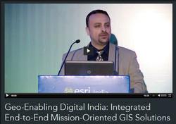 Ahmed Abukhater  ESRIUC Keynote