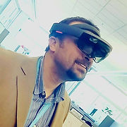 Ahmed Abukhater Microsoft HoloLens.jpg