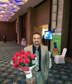 Ahmed Abukhater ESRIUC Award