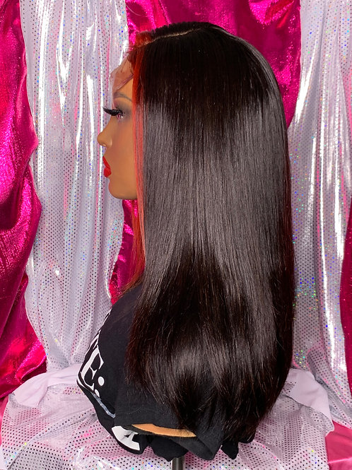 Glue-Less Frontal Unit (Silky Straight)